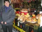 Botiga de menjar per emportar a Ushuaia. Argentina