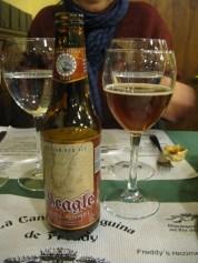 Cervesa Beagle a Ushuaia. Argentina