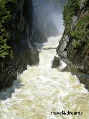 Cañón Sainte Anne