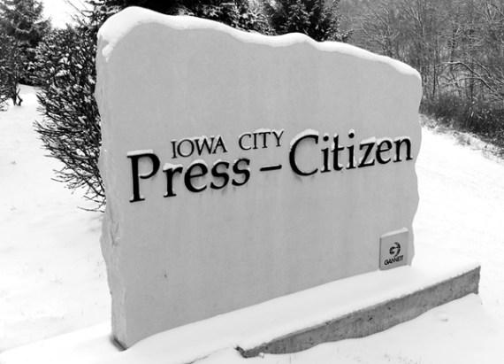iowa press citizen