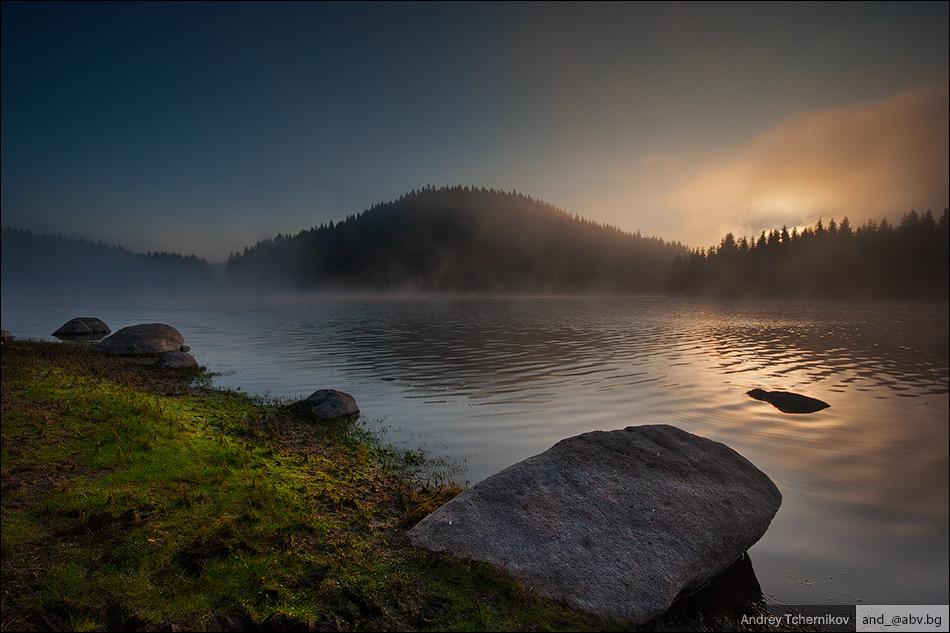 Bulgaria. Vitosha mountains.