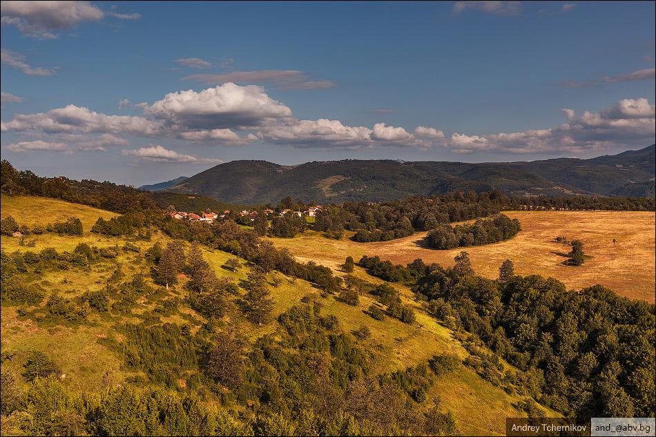 Landscape. Bulgaria.