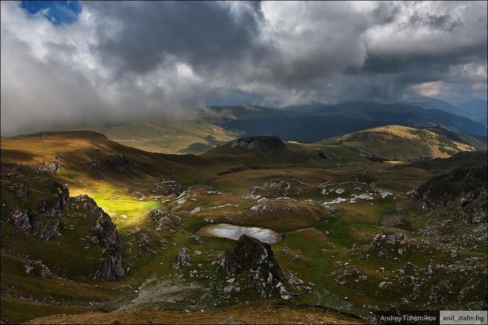 Romania. Transalpina.