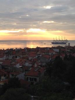 A pirate's life in Piran