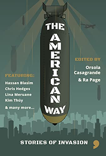 The American Way by Comma Press