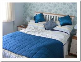 The bedroom I slept in
