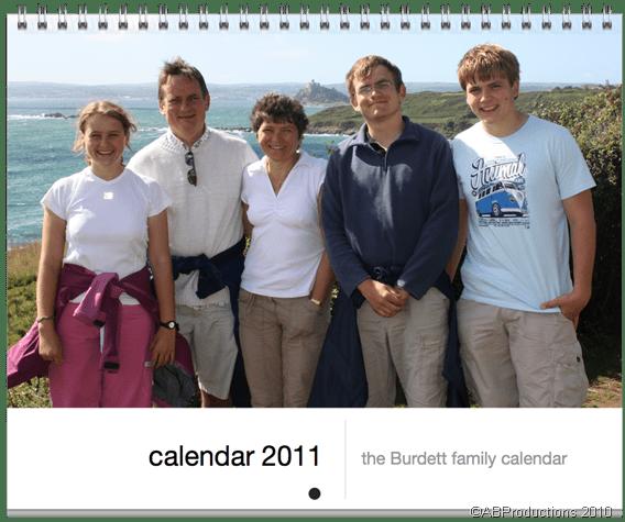 Calendar2011frontcover