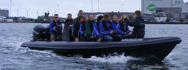 POWERBOAT_We took trips on the fastest speedboats in Scandinavia, and had to hold on tight!