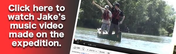 Click here to watch Jake's music video made on the expedition.