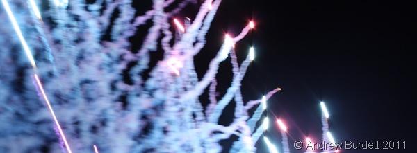 BANG_Fireworks seen in November.
