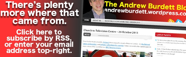 Click here to subscribe via RSS, or enter your email address on the top-right hand corner.