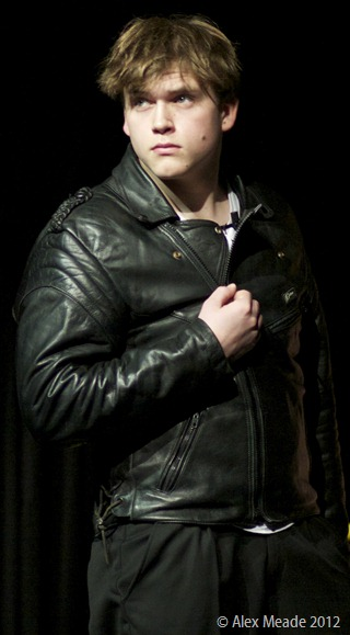 STANDING PROUD: I appeared in Little Shop Of Horrors as Orin. (IMG_3573_AlexMeade)