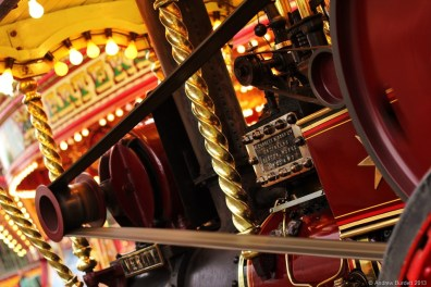 TIGHTEN OUR BELTS: As fuel costs have risen, so too have the costs of each of the rides – the Dodgems now cost £4 per car.
