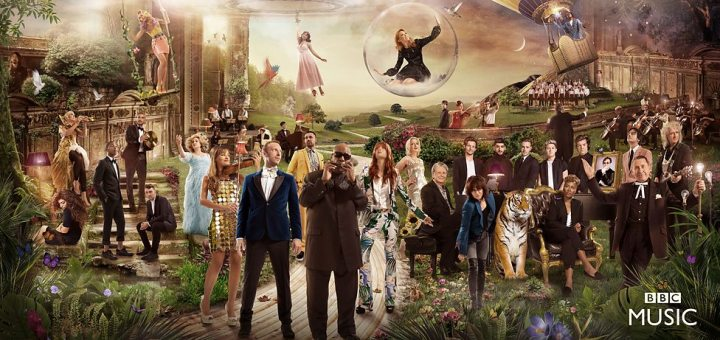Acts from the BBC's God Only Knows promo.