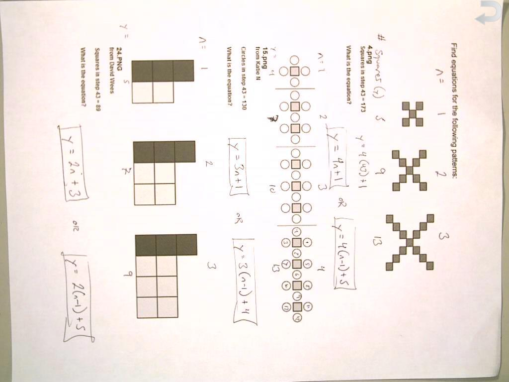 Algebra 1b Chapter 7 Homework