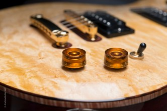 Guitar manufacturing Product Packshot Photography, London by Andrew Butler - Exeter, Devon