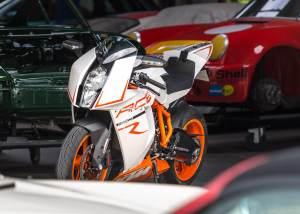 Andrew Butler Motorbike & Car Photographer Exeter KTM