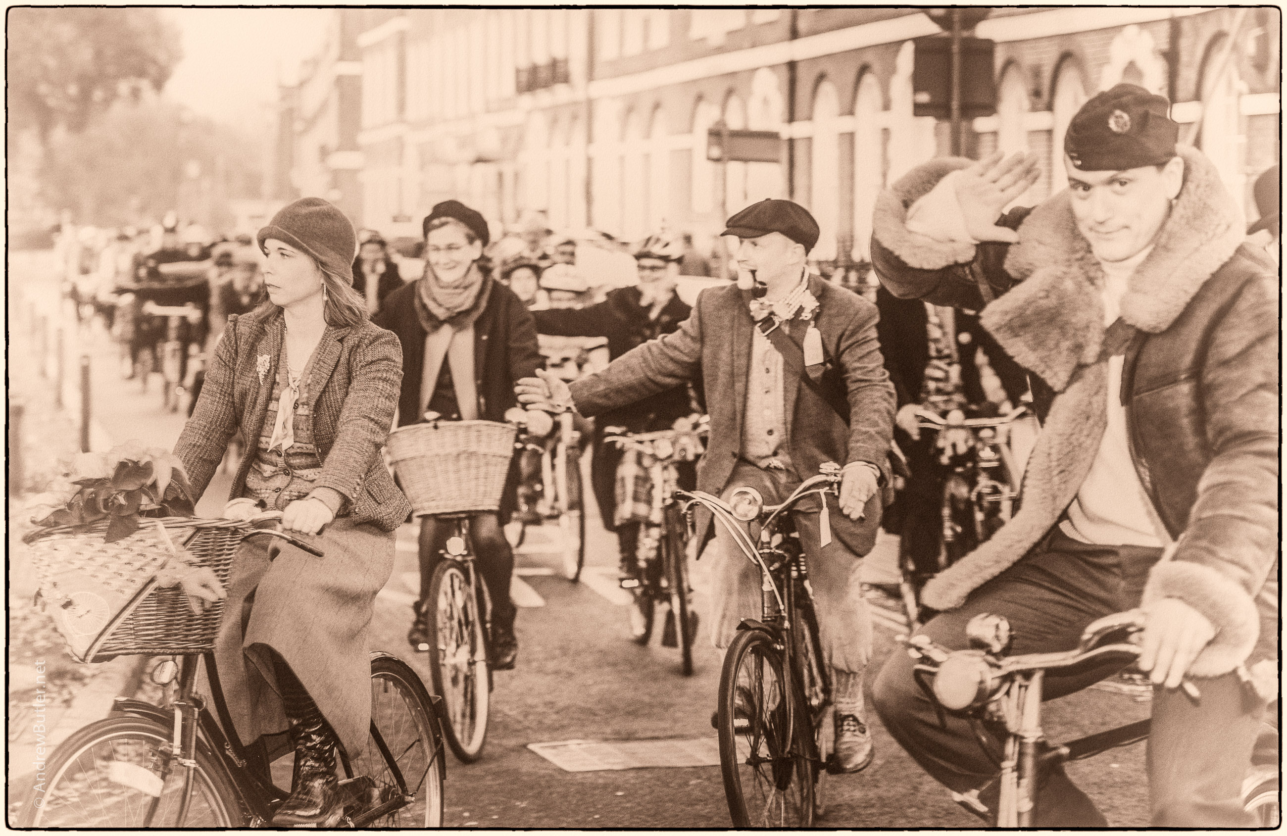 Velo Vintage Exeter photographed by Andrew Butler