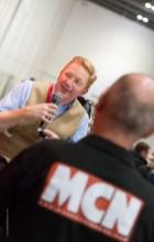 Ellis Pitt at MCN Excel 2015