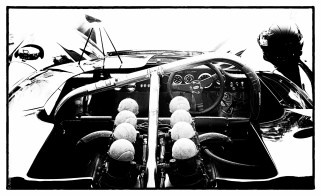 Lola Goodwood FOS by Car Photographer Andrew Butler
