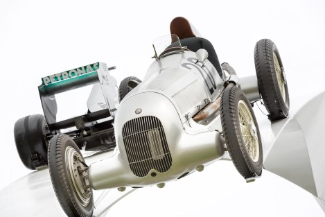 Mercedes Goodwood FOS by Car Photographer Andrew Butler