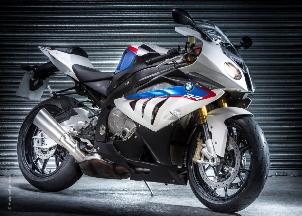 BMW S1000RR Motorcycle Photograph