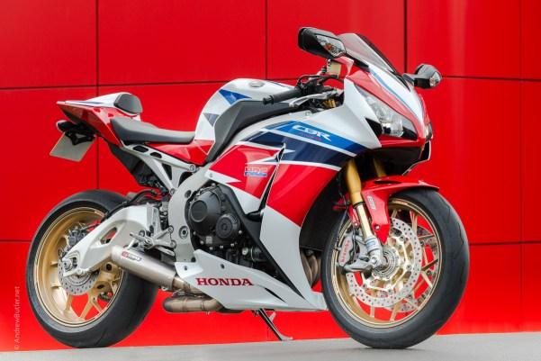 Honda CBR 1000 RR SP Motorbike Photographer