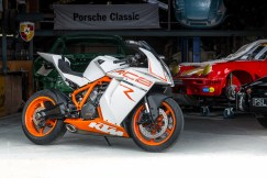 KTM RC8 1190 Motorcycle Photographer