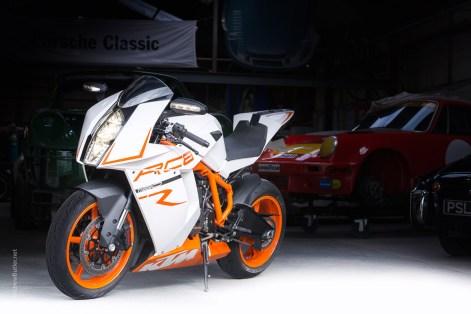 KTM RC8 1190 Motorcycle Photographer