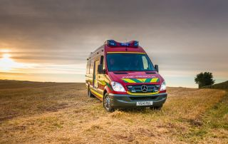 Specialist-Vehicle photography by commercial photographer Andrew Butler of Exeter, Devon