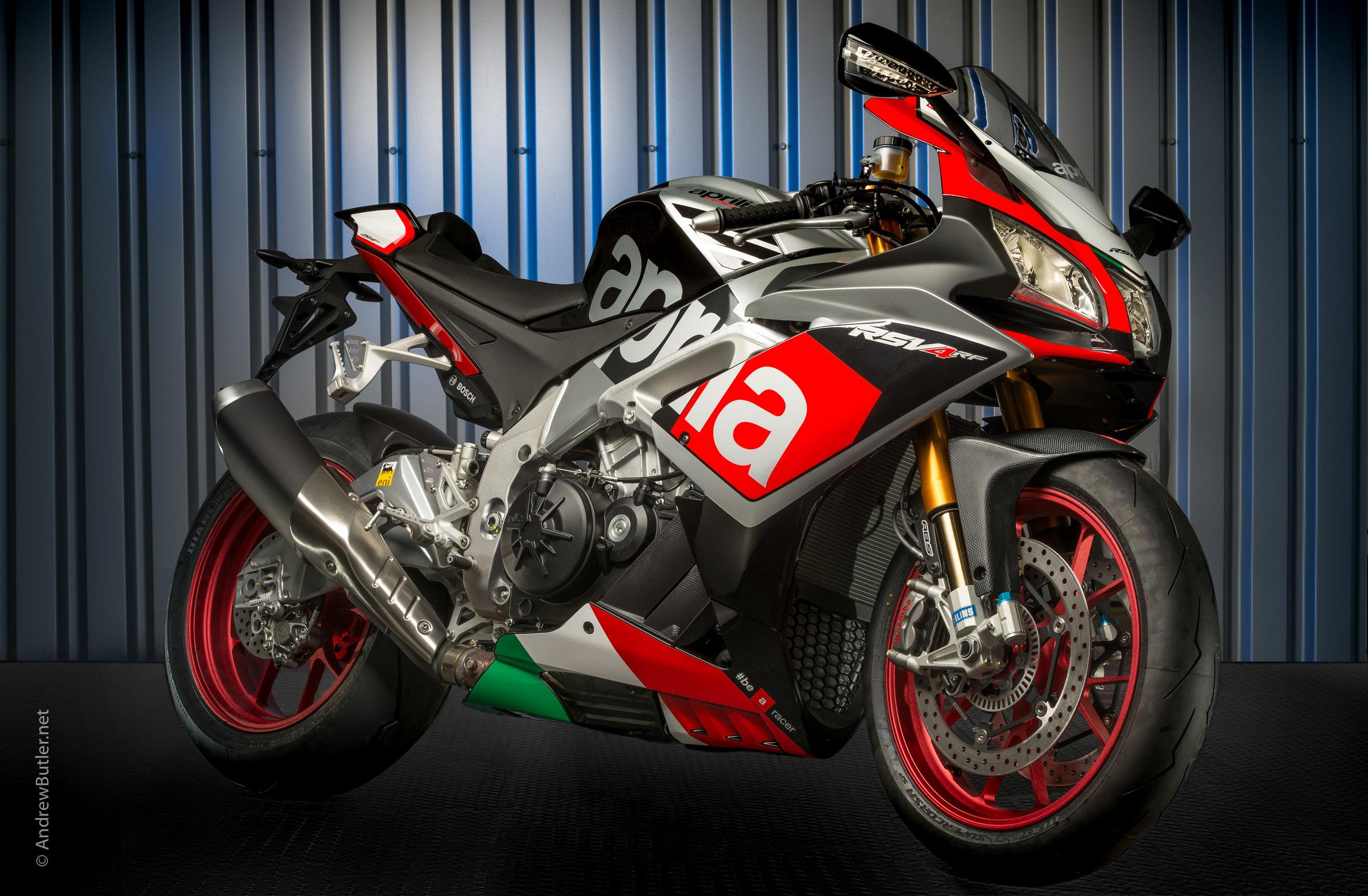 RSV4 RF Motorbike photographer
