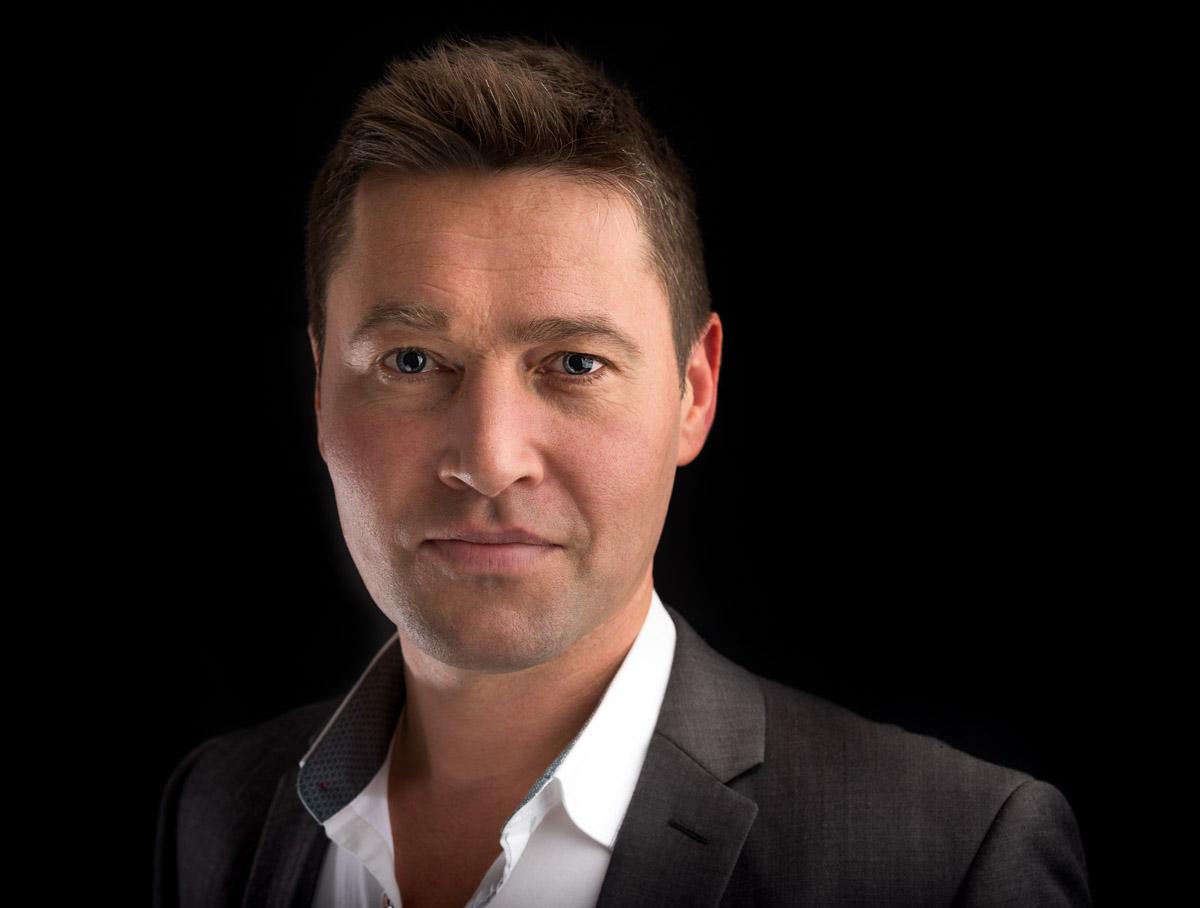 Headshot profile photography