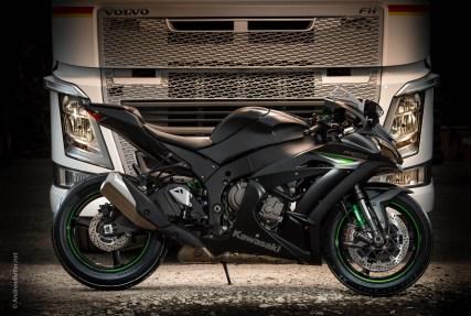 Andrew Butler motorcycle photographer Kawasaki ZX10R Devitt RC Express Bristol