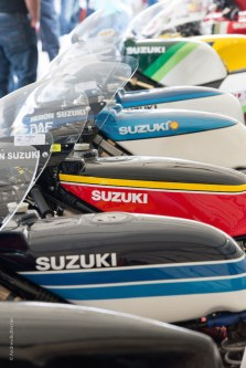 Motorbike photographer Suzuki Goodwood