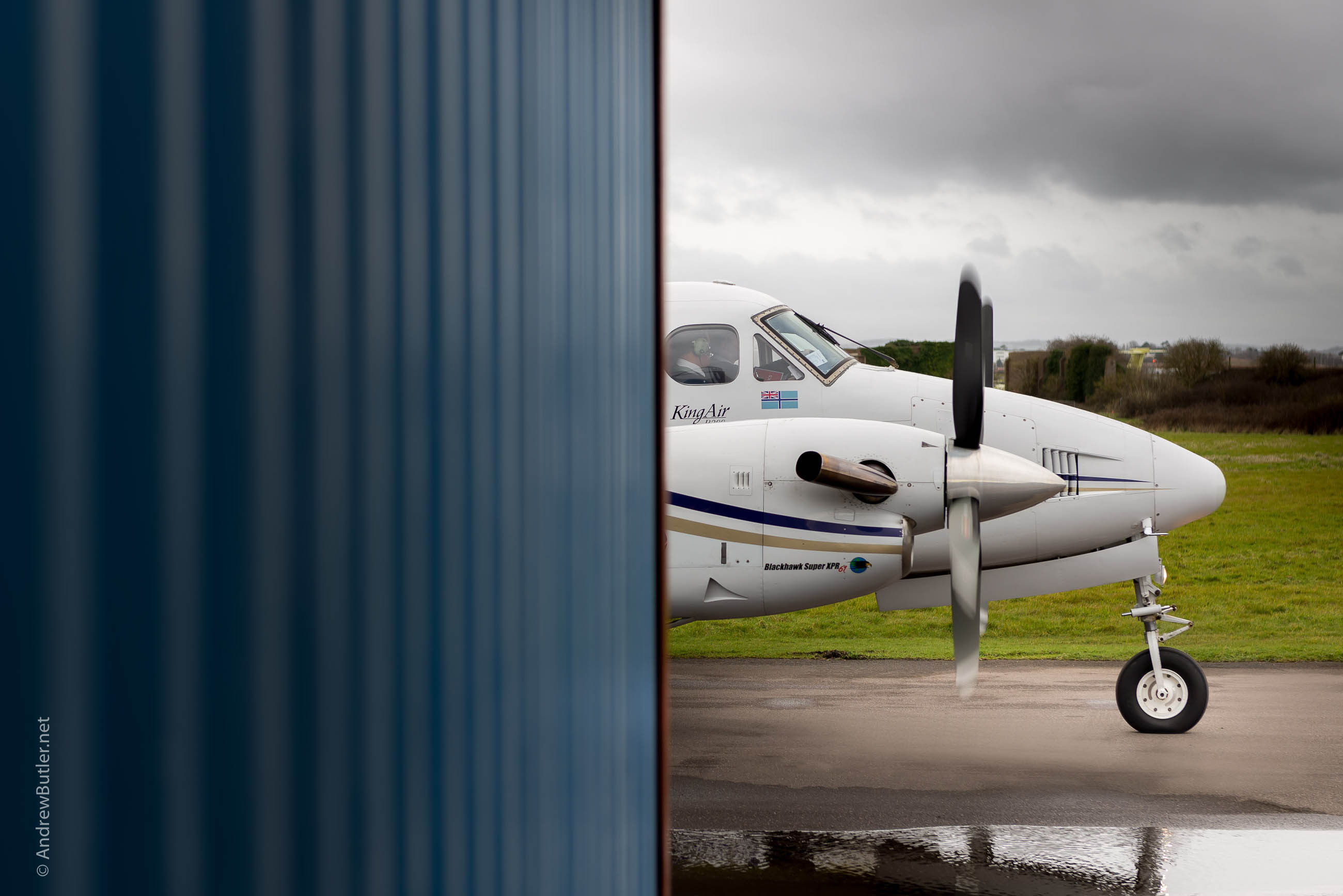 Andrew Butler Beechcraft Photographer