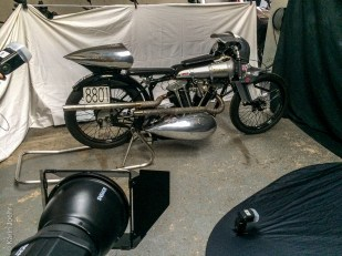 Brough Superior Karin Joehr