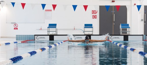 Exeter Photographer Swimming