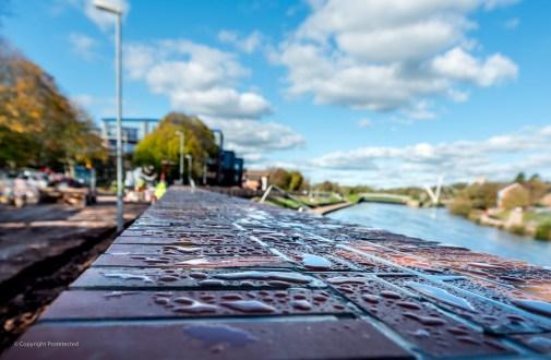 Exeter flood defence scheme