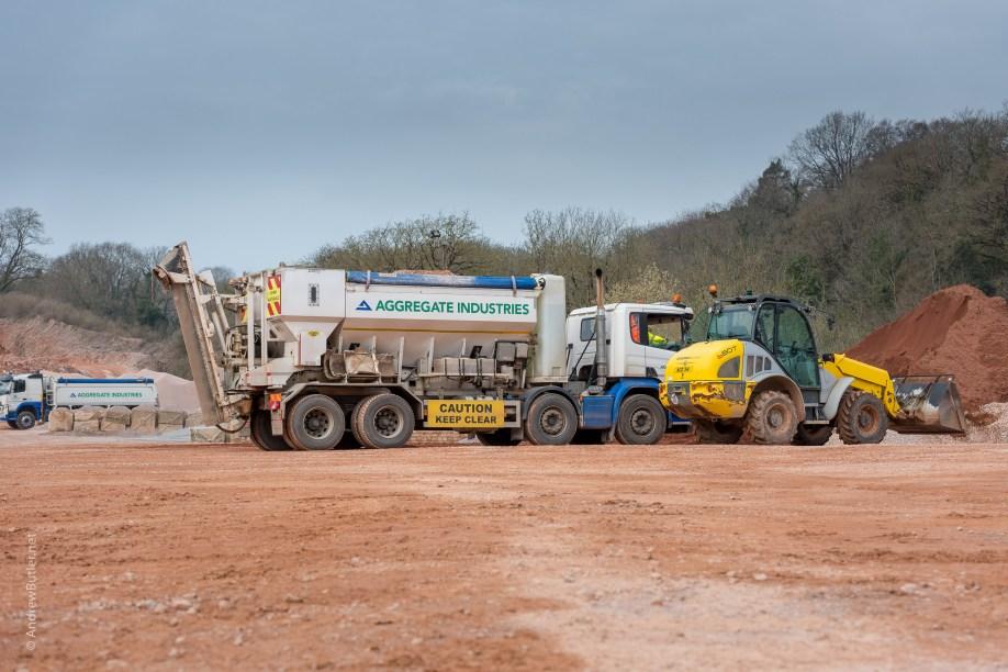 Construction photography Devon