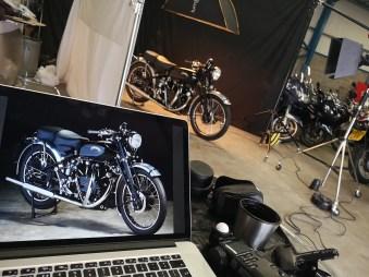 Motorbike photographer Exeter