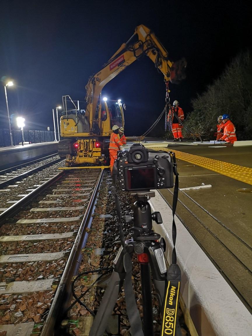 Rail Engineering photography