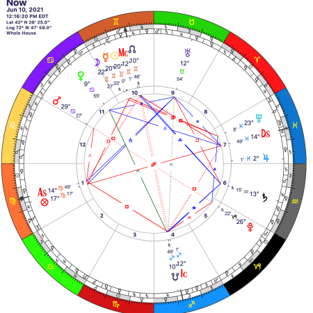 the chart of June 10, 2021, at 12:16 pm EDT over western massachusetts