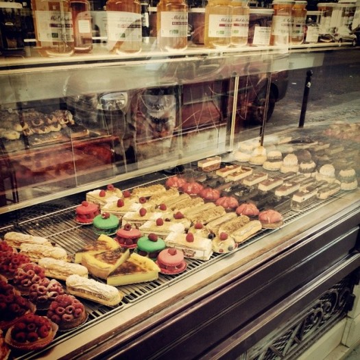 The #French #desserts are so difficult to resist! #frenchdesserts #Paris