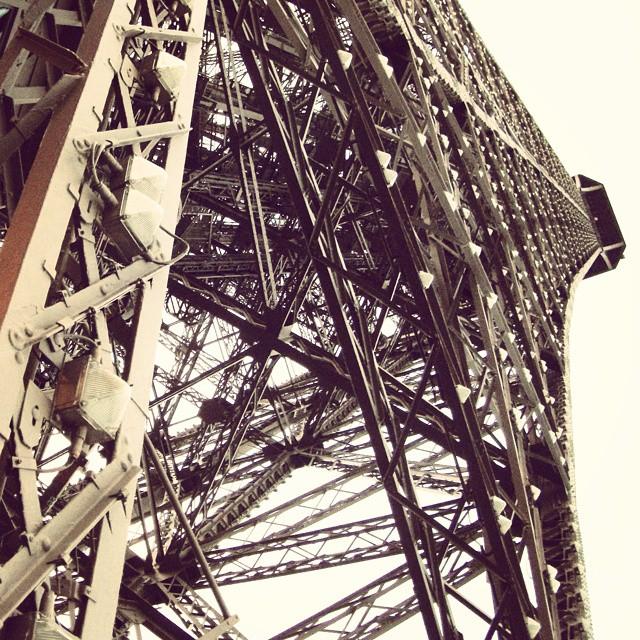 La Tour Eiffel (La dame de fer), Paris, France