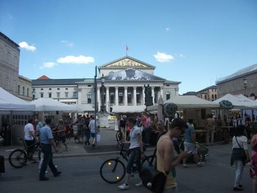 National Theater Munich and the Bavarian State Opera