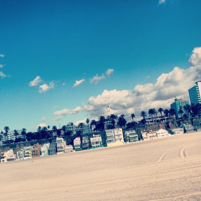 Santa Monica seafront #LosAngeles #California #USA