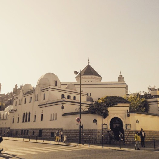 The Paris Mosque #France #Paris #architecture #parisstreet #mosque #europe #travel #parisjetaime #parisphoto #vscoparis #islamicarchitecture #moroccan #igfrance #parisarchitecture #parismosque #iloveparis #ig_paris #capture #باريس #巴黎 #パリ#sunset #غروب #sunsets #هندسة# معمارية #buildings #مسجد #building #shadows #french