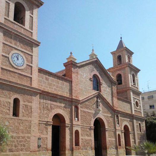 Iglesia de la Inmaculada Concepción, Torrevieja, Spain