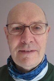 photo of Andrew Clarke, podiatrist