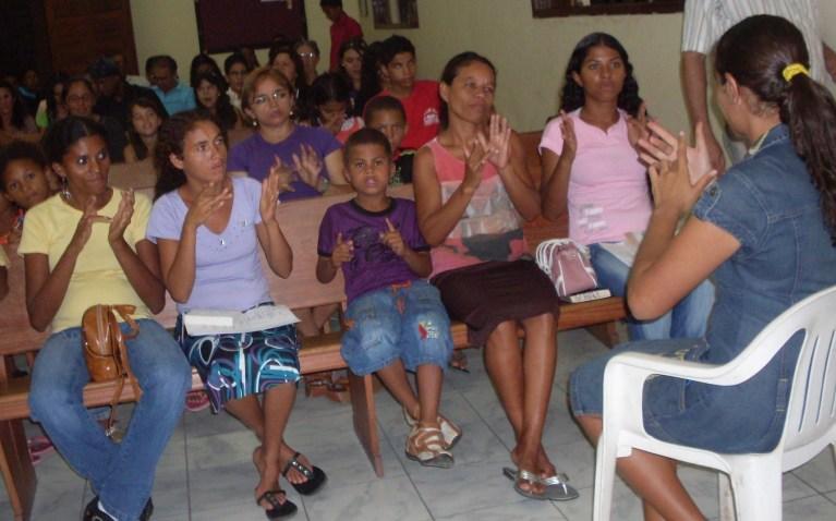 Student Ministry Spotlight: Deaf Ministry in Barbalha